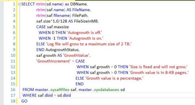 filegrowth